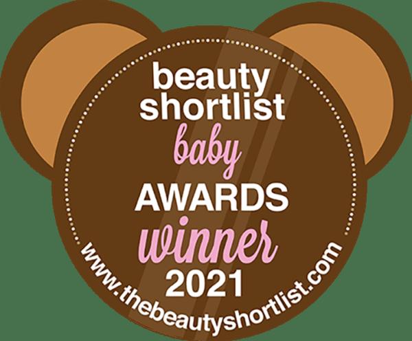 BSL - Baby Awards - Winner - 2021 [Transparent]